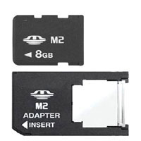 8GB Memory Stick Micro M2 For Sony Ericsson Phone