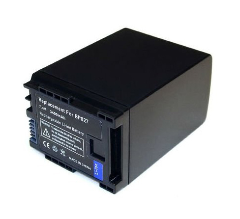 Digital Battery BP-827