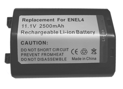 Digital Battery EN-EL4