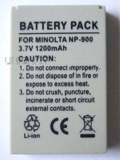 Digital Battery NP-900